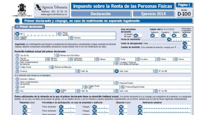 Borrador de la renta: Cómo pedirlo y confirmarlo